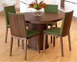 Expandable Round Dining Table  Ideas Photos Rilane - Kitchen table round