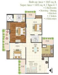 arihant arden floor plan arden floor layout