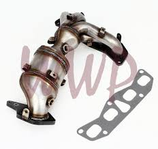 nissan altima exhaust manifold exhaust catalytic converter headers manifold for 07 13 nissan