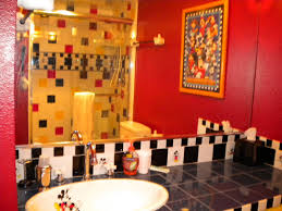 Zebra Bathroom Ideas Download Mickey Mouse Bathroom Ideas Gurdjieffouspensky Com
