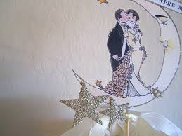 deco cake topper wedding cake topper deco