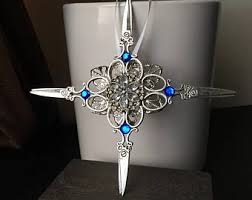 scissor ornament etsy