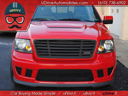 ford f150 saleen truck for sale 2007 ford f 150 saleen s331