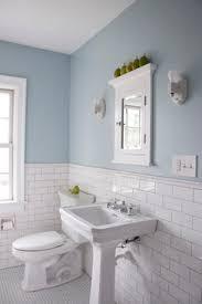 Subway Tile Bathroom Black And White Tile Bathroom Floor With Grout Design Ideas