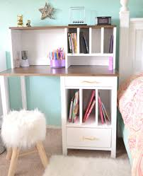 Small Oak Desk With Drawers by White Desk With Lots Of Drawers Best Home Furniture Decoration