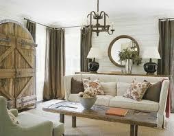 wohnzimmer vorhã nge chestha design rustikal wohnzimmer