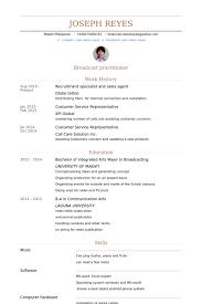 recruitment specialist resume recruitment specialist resume samples visualcv resume samples