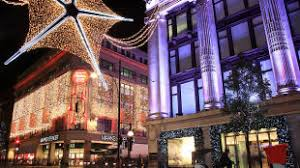 Christmas Decorations Online London by Christmas Lights And Decorations In London Visitlondon Com
