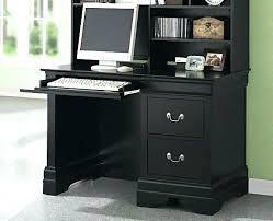 Black Desk Office Bedroom Desk 9 Ways To Maximize Space In A Tiny Bedroom Bedroom