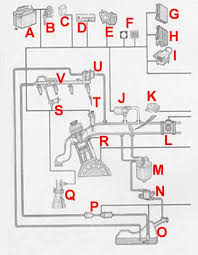 100 volvo 940 ignition switch wiring diagram electrical