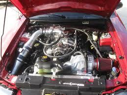 mustang 2000 saleen wtt 2000 ford mustang saleen s281 vert 42k fully built turbo