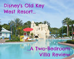 two bedroom suites in key west disney s old key west resort two bedroom villa review