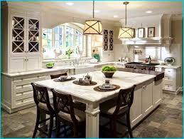 kitchen with 2 islands magnificent stationary kitchen islands with seating festooning