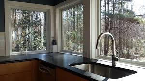 Kitchen Faucets Contemporary A Mid Century Modern Renovation In Davidson Nc Come Home