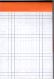 Writing On Graph Paper Rhodia Bloc Top Staple Graph Paper Notebook Review Officesupplygeek