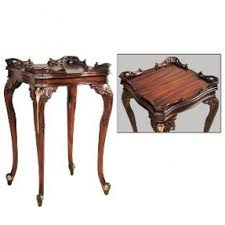 Antique Accent Table Mahogany Accent Tables Foter
