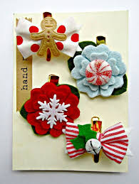 christmas hair accessories 398 best christmas hairbows images on crowns hairbows