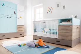 Grey Theme Bedroom Afk Furniture 4 In 1 Crib In White Grey Theme For Luxury