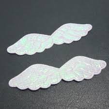 Angel Wings Home Decor by Online Get Cheap Angel Wing Applique Aliexpress Com Alibaba Group