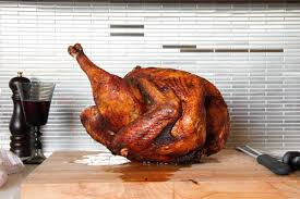 roast turkey recipe chowhound buffalo roasted turkey with blue cheese sauce recipe chowhound