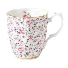 confetti vintage mug royal albert us