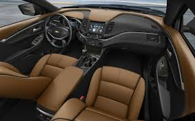 2003 Chevy Impala Interior By The Numbers 2000 2014 Chevrolet Impala