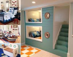 Nautical Decor Ideas 10 Cool Nautical Kids U0027 Bedroom Decorating Ideas