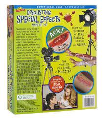 makeup kits for halloween amazon com scientific explorer disgusting special effects makeup