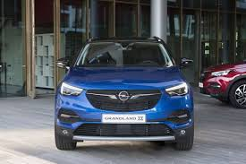 first impression opel grand country x auto types