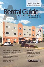 1 Bedroom Apartments Morgantown Wv Apartments For Rent In The Apartment Rental Guide Magazine