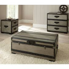 30 best collection of wooden trunks coffee tables coffee table ideas
