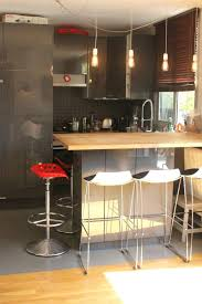 suspension luminaire cuisine design image pour cuisine moderne free charming barre de credence pour