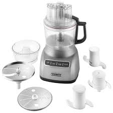 Kitchenaid Classic Mixer by Kitchenaid Food Processor 9 Cup Stainless Steel Food