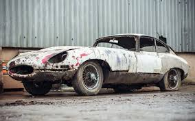 jaguar classic would you pay 40 000 for this barn find jaguar e type