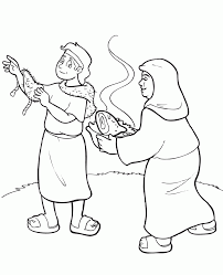 pics photos jacob and esau bible coloring pages sketch template