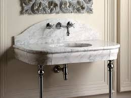 through the french eye of design help bathrooms dressed in marble