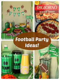 football party ideas football party ideas events to celebrate