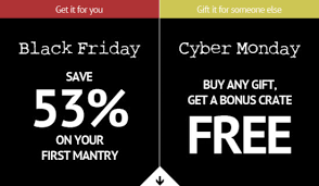 black friday coupon codes the best black friday subscription box coupon codes
