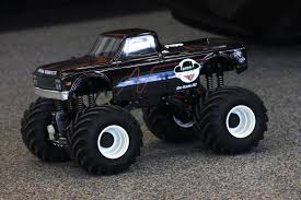 bigfoot monster truck videos youtube retro r c monster truck highlights from bigfoot winter event 3