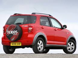 daihatsu terios 2000 daihatsu terios pictures posters news and videos on your