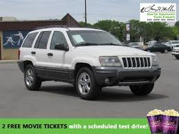 pre owned 2004 jeep grand cherokee laredo sport utility in orem