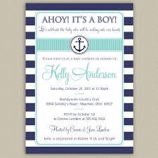 nautical baby shower invitations nautical baby shower invites nautical baby shower invites with