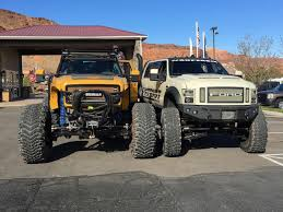 baja truck street legal diesel brothers u0027 brodozer takes over moab