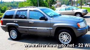 for 2004 jeep grand 2004 jeep grand limited 4wd 4dr suv 4 7l v8 at leather