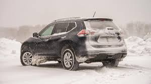 nissan versa in snow 2015 nissan rogue sv awd snowpocalypse drive review autoweek
