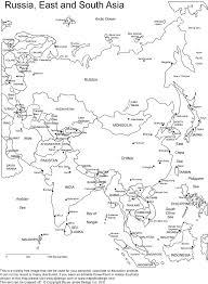 Asia Blank Map Blank Map Of Asia Countries Lapiccolaitalia Info