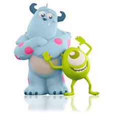 hallmark keepsake ornament disney pixar monsters inc