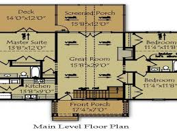 Lake House Plans With Basement by Download Small Lake House Floor Plans Zijiapin