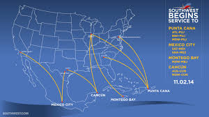 swa route map southwest airlines newsroom
