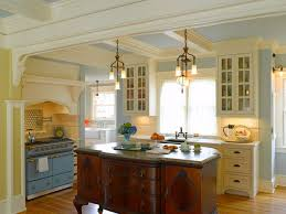 kitchen design custom made island table french country kitchen